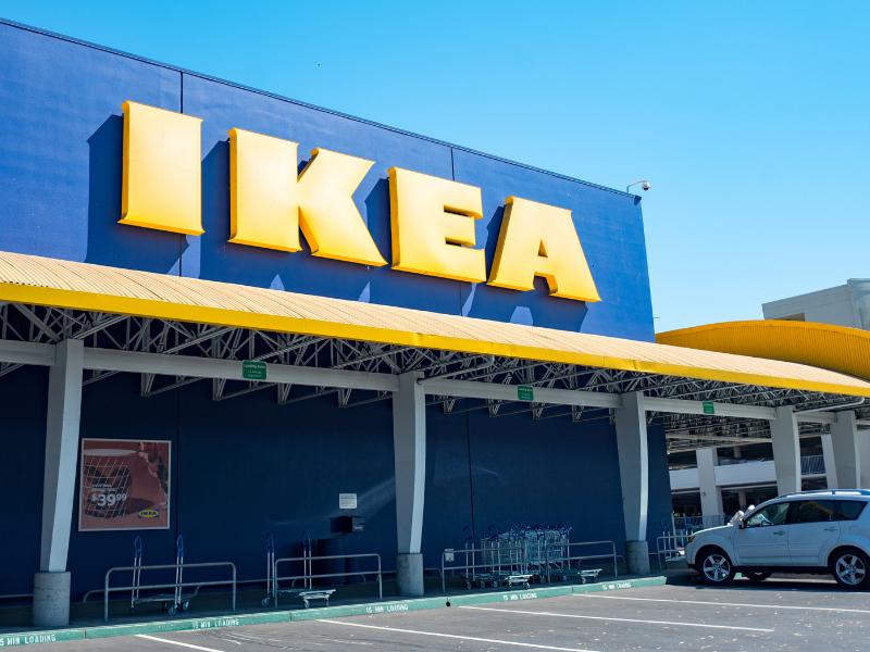 IKEA – What Flat Pack Dreams Are Made Of