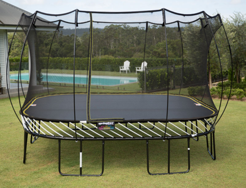Tips for Springfree Trampoline Assembly & Purchase