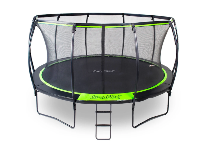 Innovating a Classic with Jumpflex Trampolines