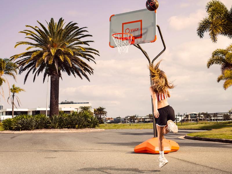 Why I Love the Vuly Slam Pro Basketball Hoop